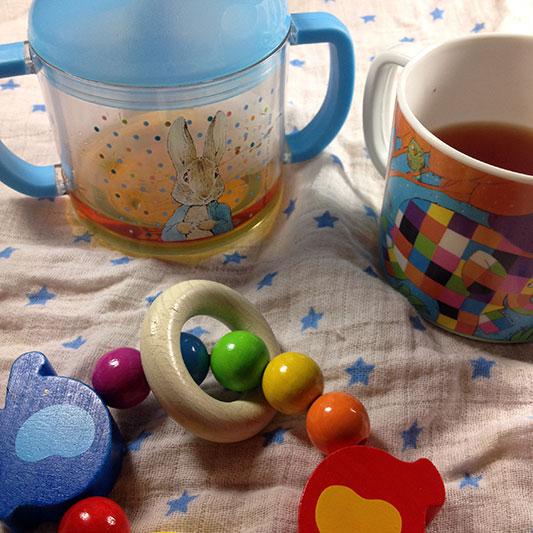Il n'y a pas d'âge pour boire du thé + Concours inside !