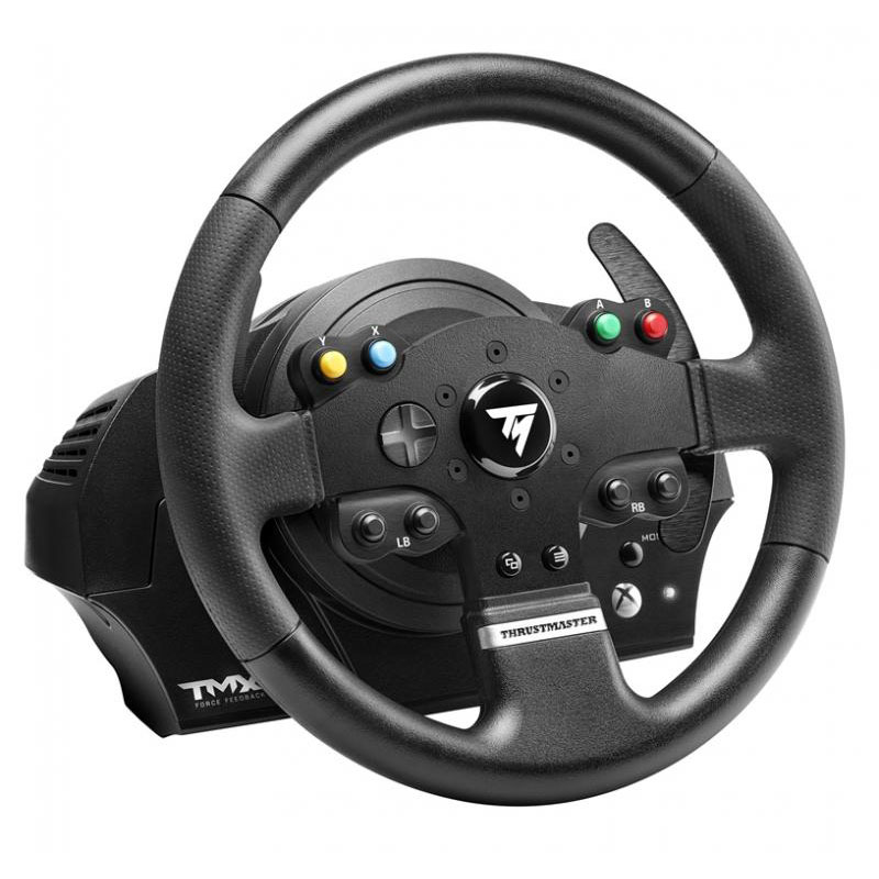 volant tmx force feedback xbox one thrustmaster my esport. Black Bedroom Furniture Sets. Home Design Ideas