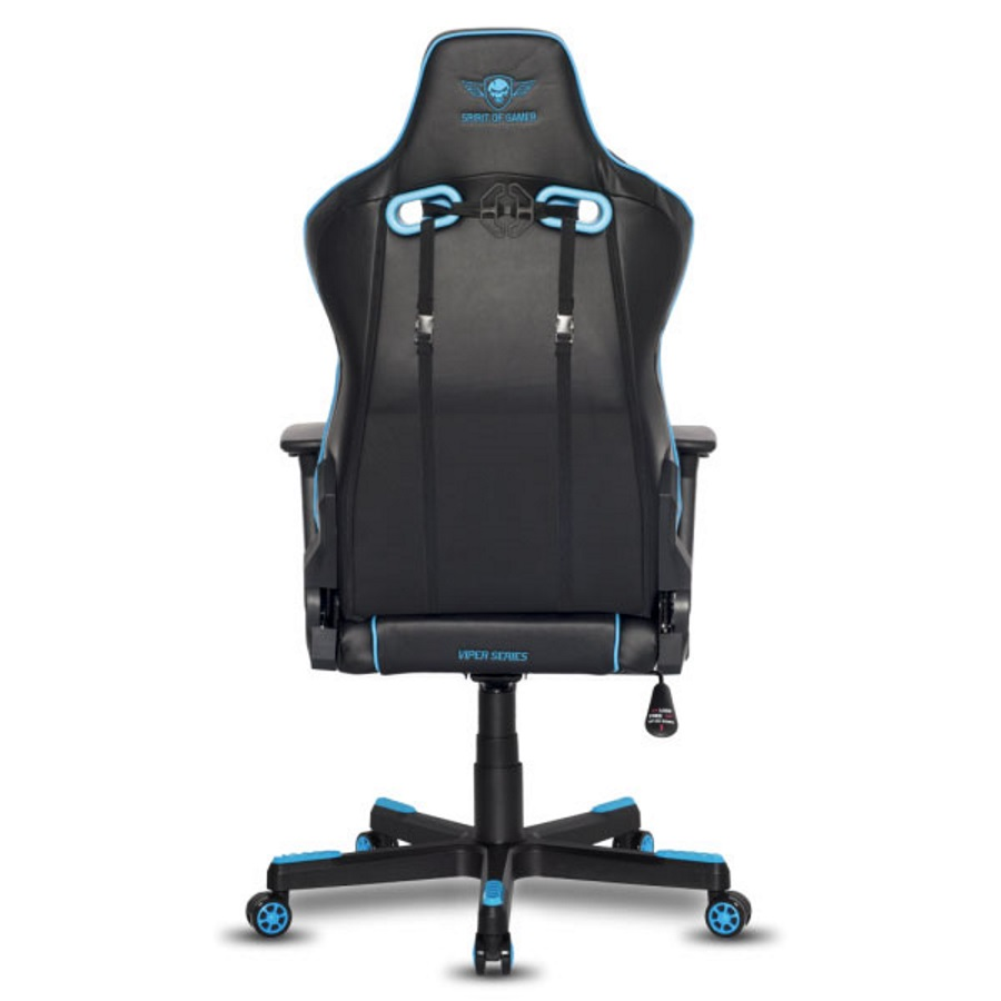 si ge gaming spirit of gamer viper bleu my esport. Black Bedroom Furniture Sets. Home Design Ideas