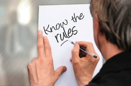 Fußballtrainer Regeln