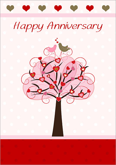 Free Printable Wedding Anniversary Card For Wife Wedding – Free Printable Anniversary Cards for Her