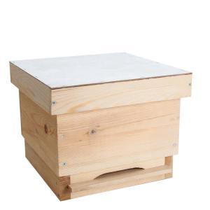 Mini Plus hout - met ramen