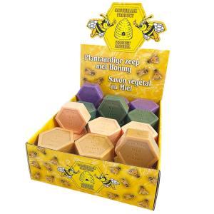 Plantaardige zeep met honing - 100 gram