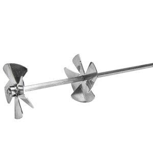 Honingmixstaaf propellor RVS – 60 cm
