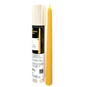 Lyson kaarsen gietvorm - Rechte kaars - hoogte 22.5 cm [FS33]