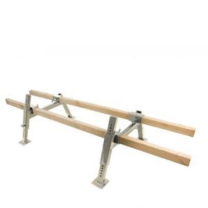 Statief van gegalvaniseerd staal - 2 stuks-1