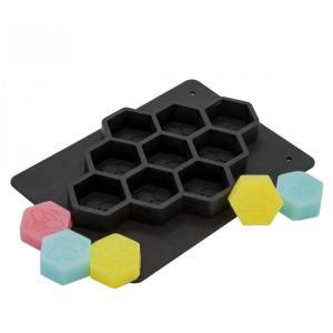 Lyson zeepmal - 9 kleine zeshoeken hexa [FM015]