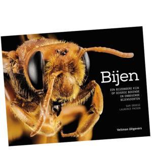 Bijen; een bijzondere kijk op diverse bekende en onbekende bijensoorten