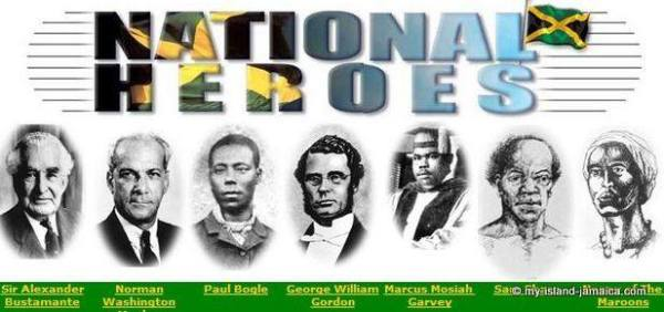 The National Heroes of Jamaica - 7 distinquished Jamaica ...
