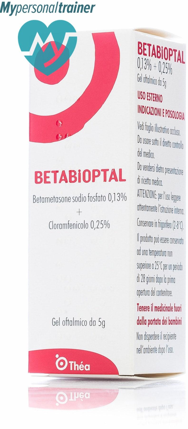 Betabioptal 174 Foglietto Illustrativo