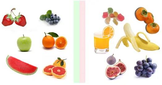 Frutta e diabete