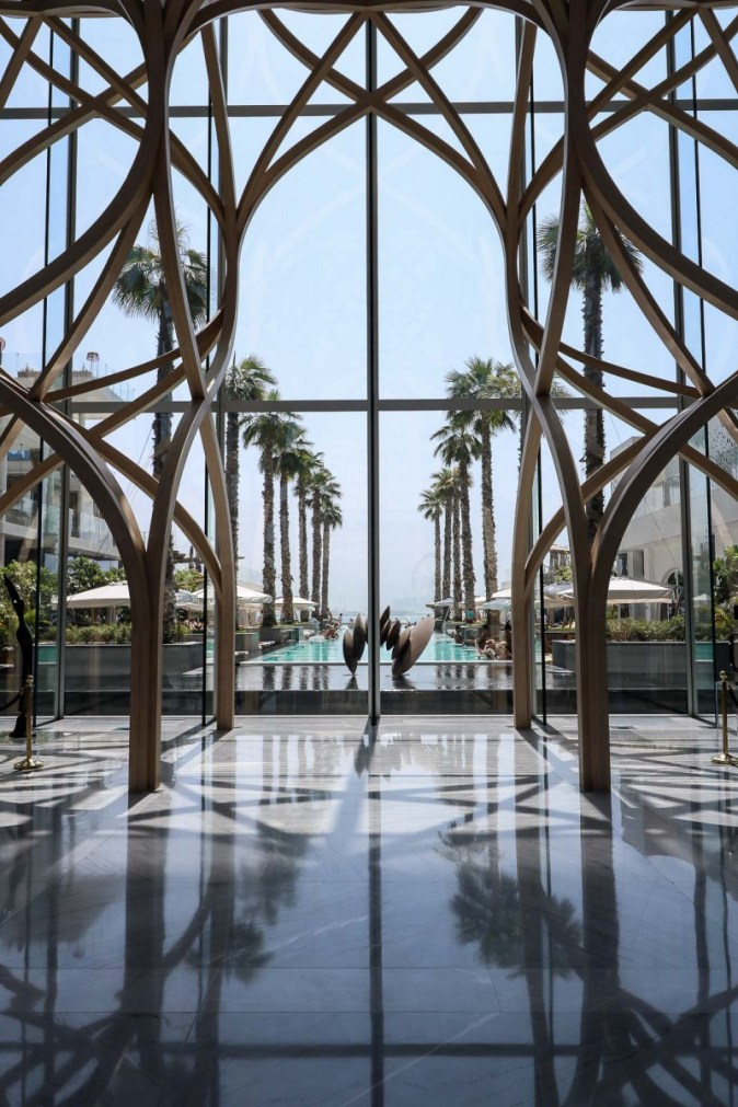 Hotel Review Viceroy FIVE the Palm Dubai-34