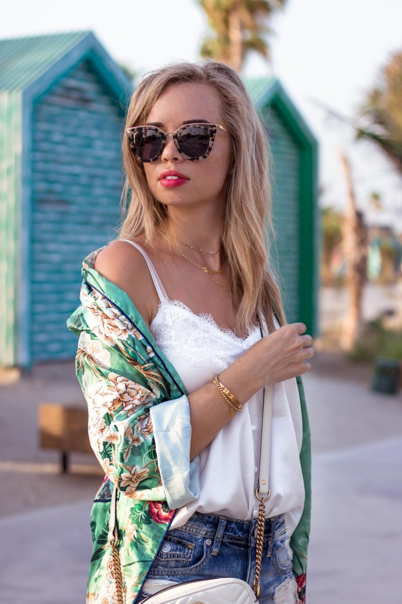 La Mer Dubai Review & Outfit