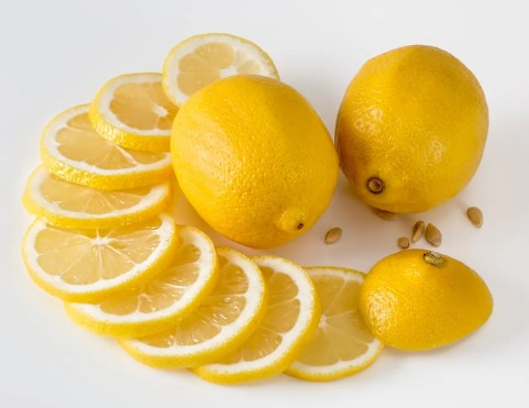 lemon, citrus, fruit