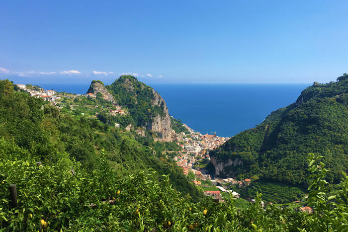 Sentiero dei limoni, The Path of Lemons. A trekking experience  at the Amalfi Coast