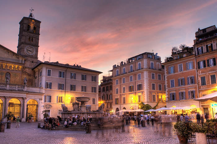 Discover Trastevere, the most authentic neighborhood of Rome