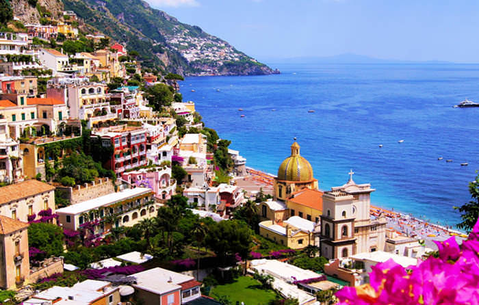 Typical dishes of the Amalfi coast