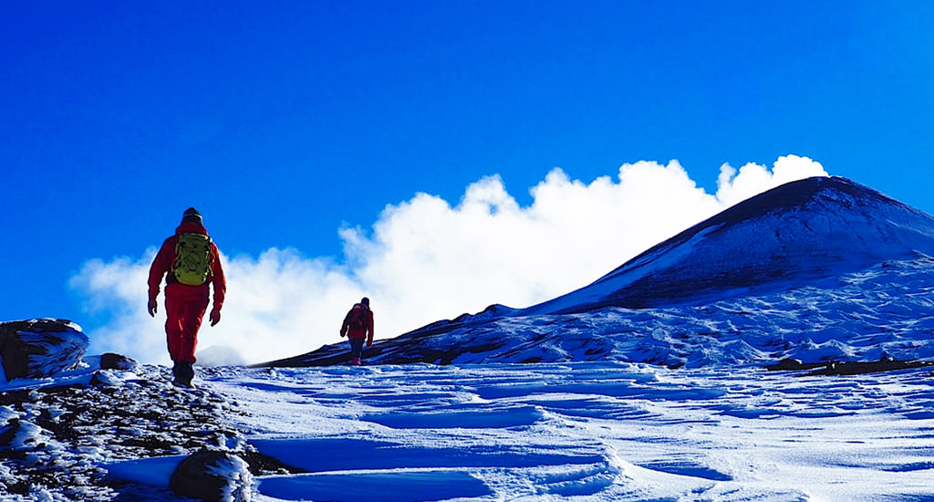 Do you wantto ski on Mount Etna? Find out where to go
