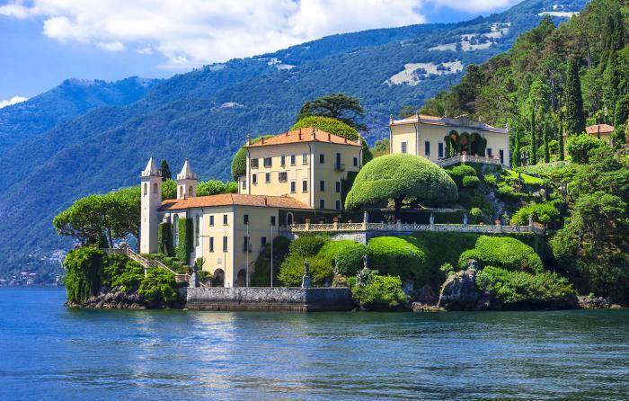Easter Holiday near Lake Como