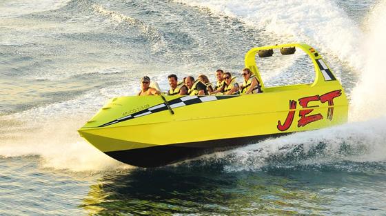 Jet Boarding Ibiza