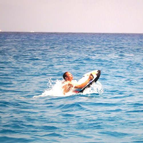 Adrenaline water activities to do in Ibiza Seabobbing ibiza