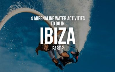 4 Adrenaline water activities to do in Ibiza part 2