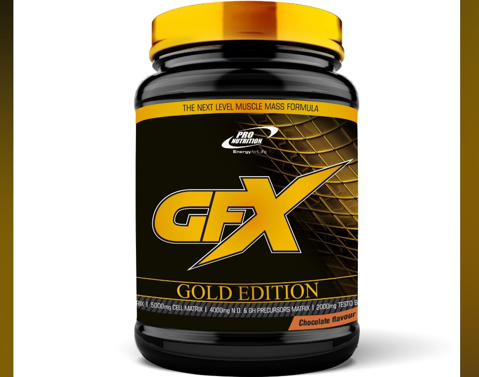 Review GFX 8 de la ProNutrition - cel mai bun gainer 2017