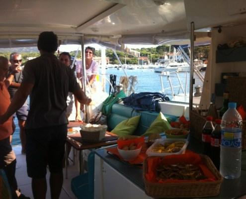 location voilier Var my sail croisière méditerranée photos vidéo mer séjour