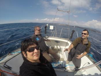 regate entrainement Voilier Var Promenade Balade En Mer Croisiere a La Carte Mediterranee