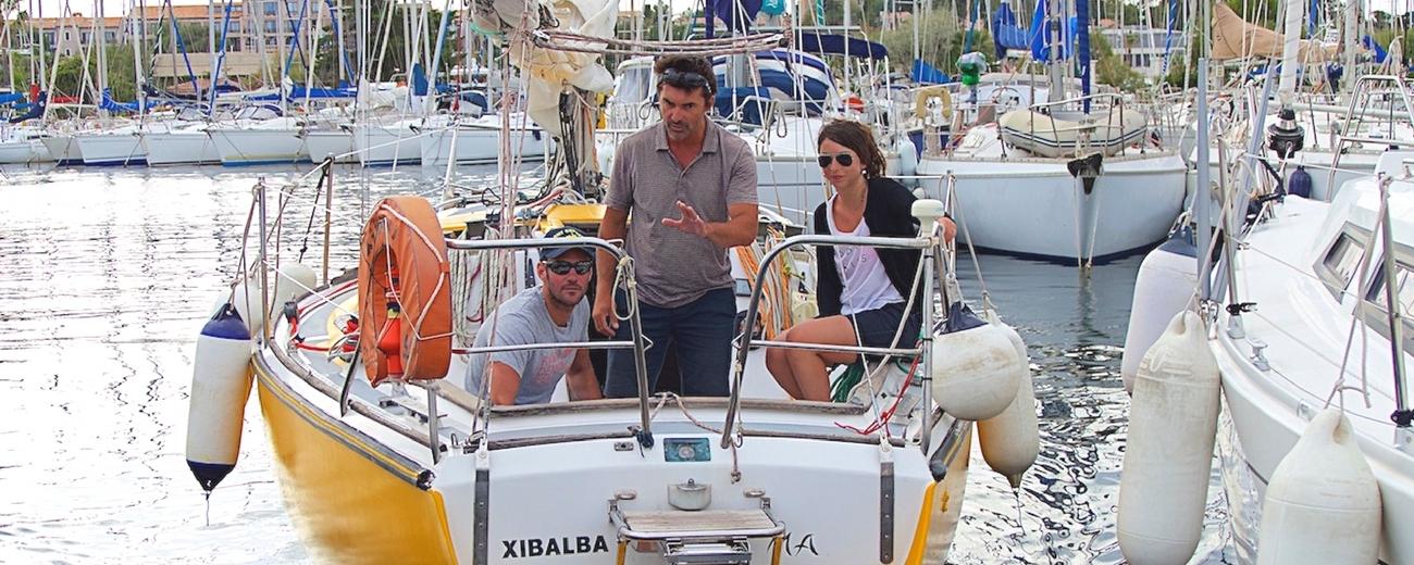 location voilier croisiere avec ou sans skipper balade en mer dans le var