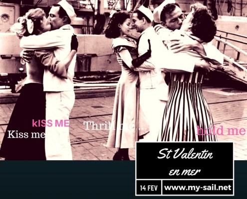 idee cadeau fete de la saint valentin en amoureux en voilier