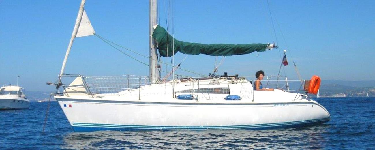 location petit bateau pas cher sun way 29 ile des embiez dans le var pour decouvrir le littoral
