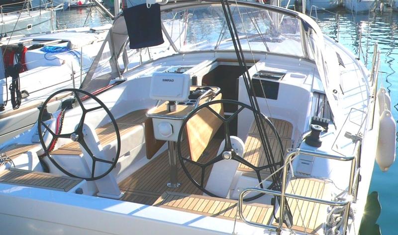 Location avec ou sans skipper Voilier Bateau Var Promenade Balade En Mer Croisiere a La Carte My Sail Mediterranee Hanse 385 Port de marseille charter