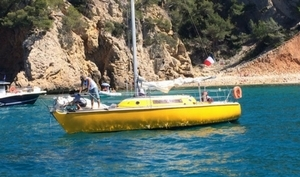 tarif location voilier var super challenger mark 3 croisiere balade en mer avec ou sans skipper