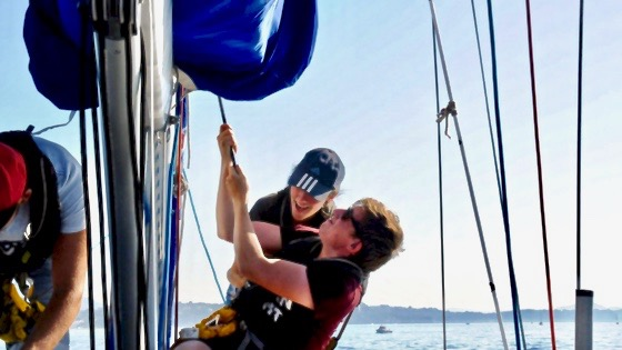 Week End et pont du mois de mai - croisière - location voilier avec et sans skipper
