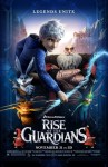 "Official poster for ""Rise of the Guardians""."