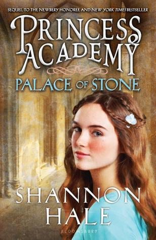 Princess Academy - Palace of Stone by Shannon Hale - book review