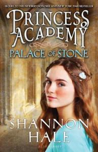 "Cover of ""Princess Academy: Palace of Stone"" by Shannon Hale."