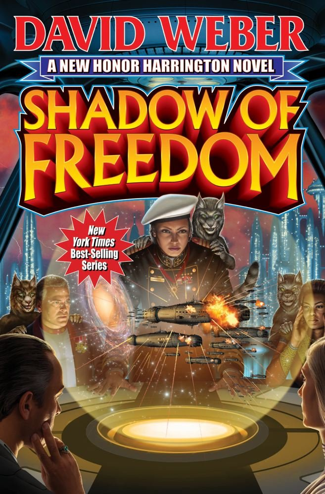 Shadow of Freedom by David Weber - book review