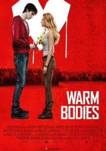 "Poster for the film ""Warm Bodies""."