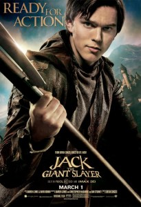"Poster for ""Jack the Giant Slayer""."