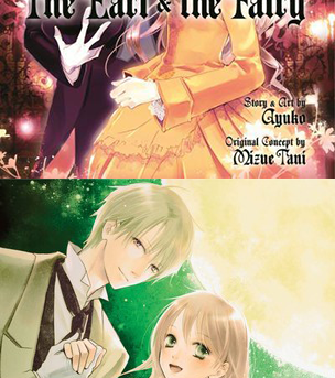The Earl and the Fairy, Vol. 3-4 by Ayuko - manga review