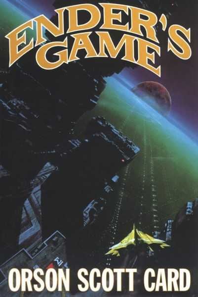 Book review: Ender's Game by Orson Scott Card
