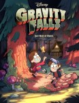 "Poster for ""Gravity Falls"" television series."