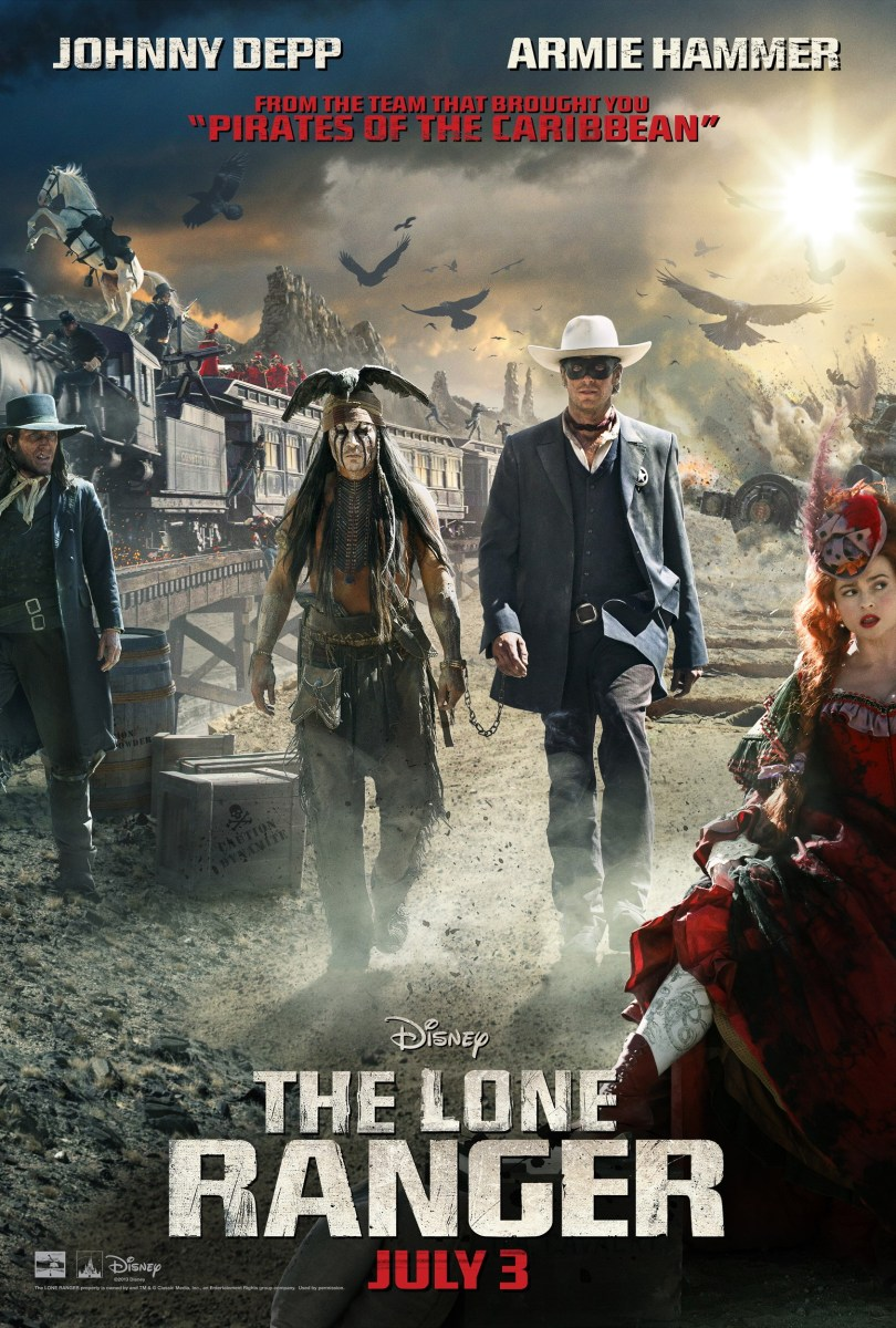 The Lone Ranger - film review