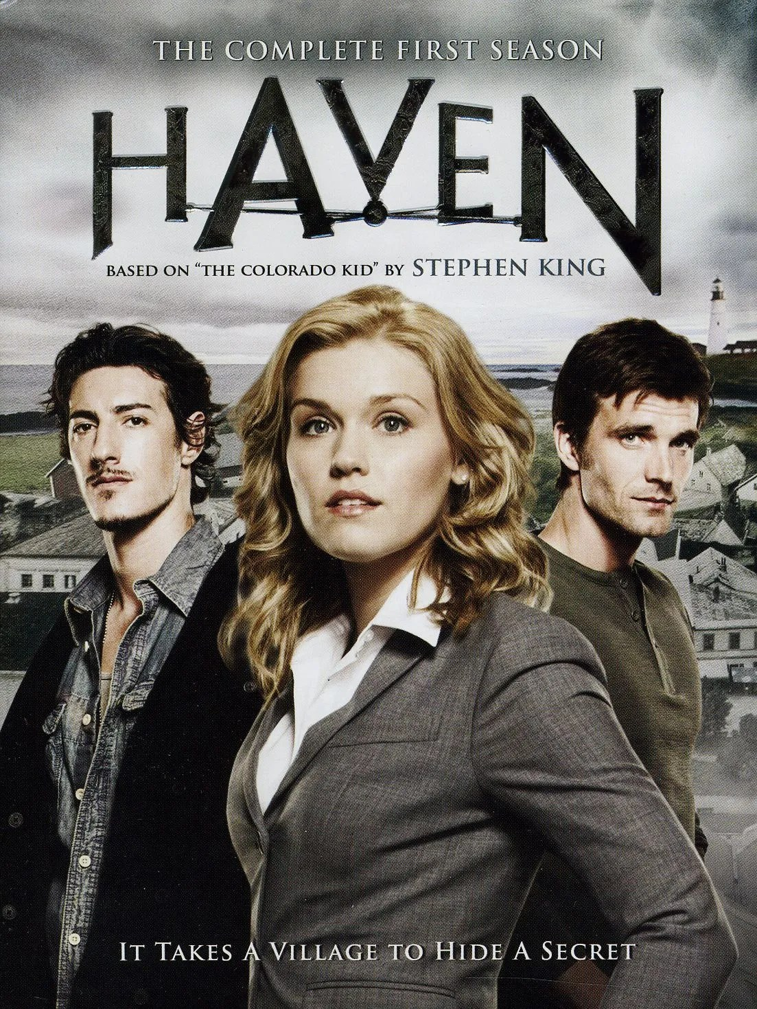 "Cover of ""Haven"" season one collection."