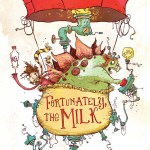 Book review: Fortunately, the Milk