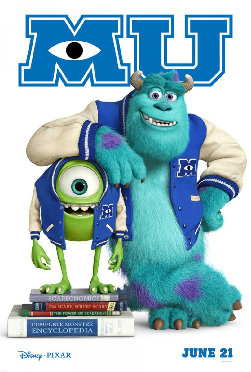 Monsters University - film review