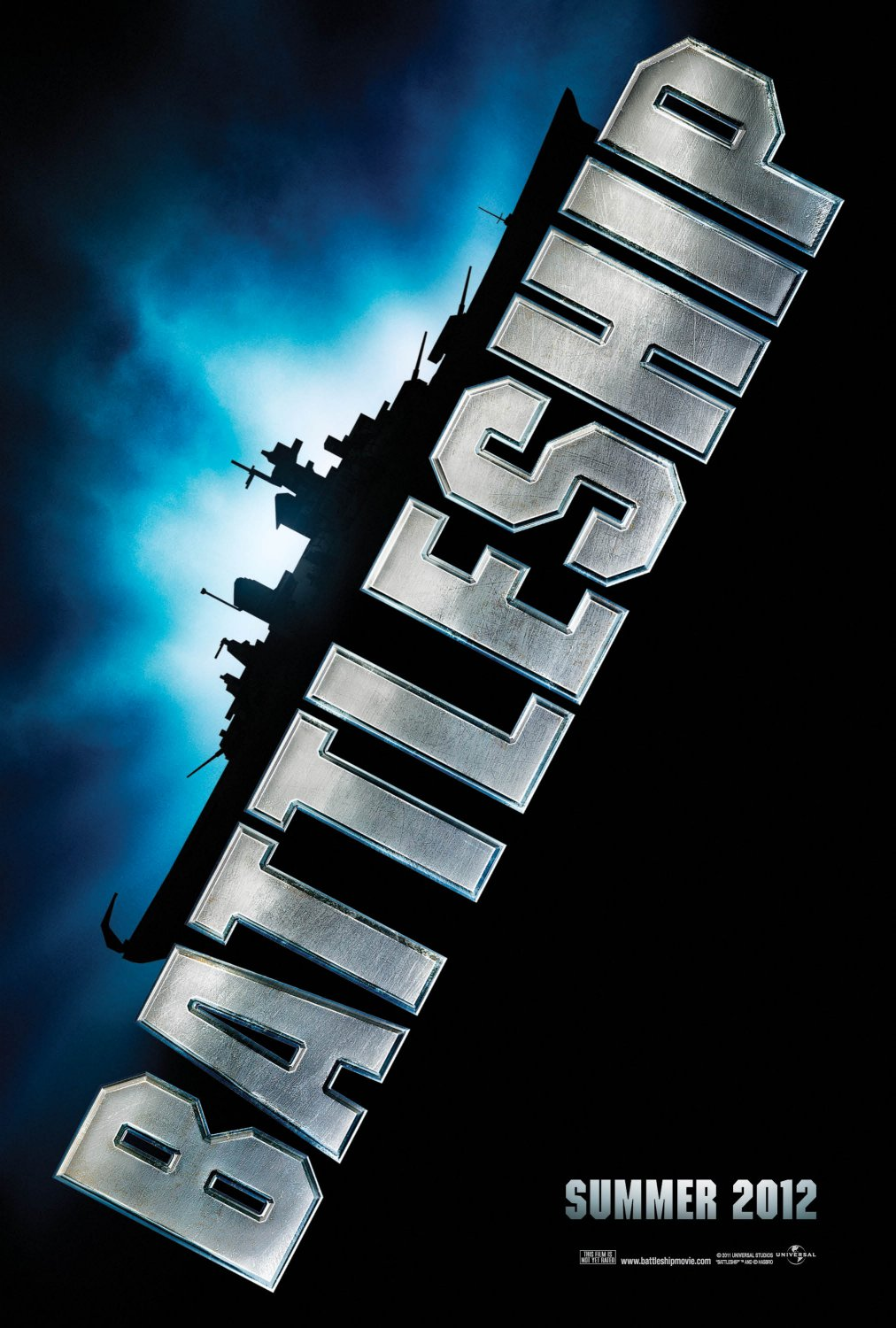 Theatrical teaser poster for