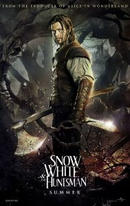 """""""Snow White and the Huntsman"""" theatrical teaser poster."""